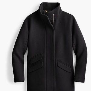 J.Crew Cocoon Coat in Wool